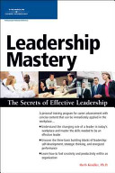 Leadership Mastery in Turbulent Times