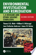 Environmental Investigation and Remediation Book