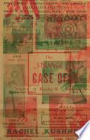 The Strange Case Of Rachel K Book PDF