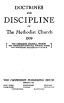 Pdf Doctrines and Discipline of the Methodist Church