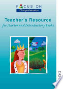 Focus on Comprehension   Starter and Introductory Teachers Resource Book