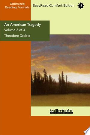 Download An American Tragedy Books - RDFBooks