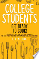 College Students  Get Ready to Cook