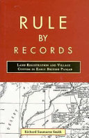 Rule by Records