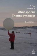 A First Course in Atmospheric Thermodynamics