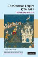 Pdf The Ottoman Empire, 1700-1922