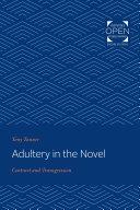 Adultery in the Novel [Pdf/ePub] eBook