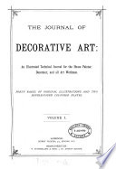 The Journal of decorative art