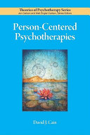 Person-centered Psychotherapies