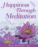 Pdf Happiness Through Meditation