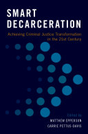 Smart Decarceration [Pdf/ePub] eBook