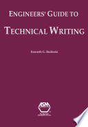 Engineers Guide To Technical Writing Book PDF