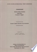 President's List of Articles which May be Designated Or Modified as Eligible Articles for Purposes of the U.S. Generalized System of Preferences