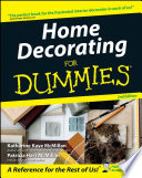 """Home Decorating For Dummies"" by Katharine Kaye McMillan, Patricia Hart McMillan"