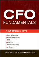 CFO Fundamentals Pdf/ePub eBook