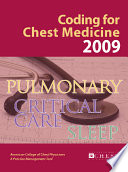 Coding for Chest Medicine 2009