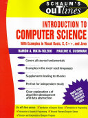 Schaum s Outline of Introduction to Computer Science