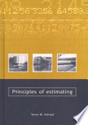 Principles of Estimating