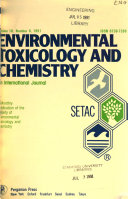 Environmental Toxicology and Chemistry