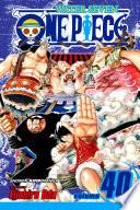 One Piece  Vol  40