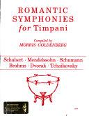 Romantic symphonies for timpani