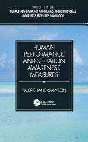 Human Performance and Situation Awareness Measures