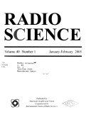 Radio Science