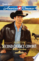 Austin  Second Chance Cowboy Book