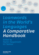 Loanwords in the World s Languages