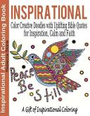 Inspirational Adult Coloring Book Book PDF