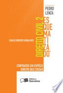 Direito civil esquematizado, volume 2