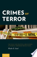 Crimes of Terror