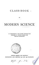 Class book of modern science