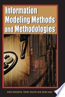 Information Modeling Methods and Methodologies  Advanced Topics in Database Research