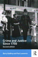 Crime And Justice Since 1750