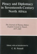 Piracy and Diplomacy in Seventeenth-century North Africa Pdf/ePub eBook