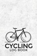 Cycling Log Book