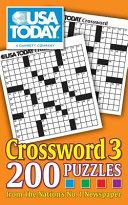 USA TODAY Crossword 3