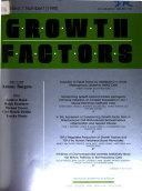 Growth Factors