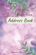 Magic Flora Address Book