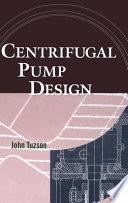 Centrifugal Pump Design