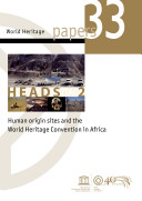 Human origin sites and the World Heritage Convention in Africa     N   33