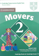 Cambridge Young Learners English Tests Movers 2 Student's Book