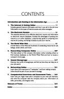 Internet Job Search Almanac