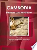 Cambodia Business Law Handbook