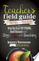Teacher s Field Guide