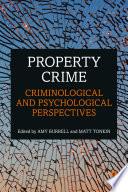 Property Crime