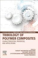 Tribology of Polymer Composites Book