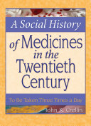 Pdf A Social History of Medicines in the Twentieth Century Telecharger