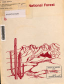 Tonto National Forest Plan